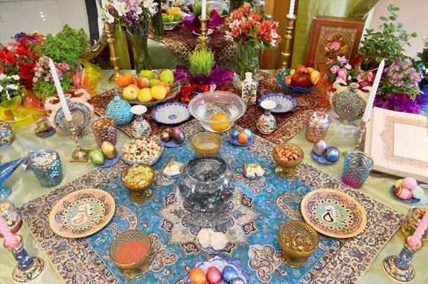 Altar de Nowruz